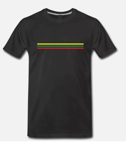 Lithuania - 3 stripes
